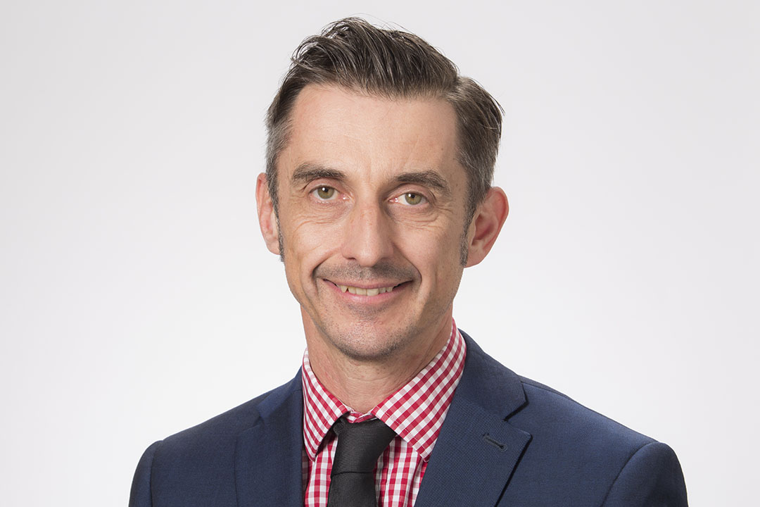Mark Caldwell - General Manager, Finance and Business Services